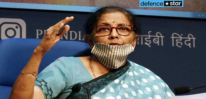Nirmala Sitharaman FDI in Defence