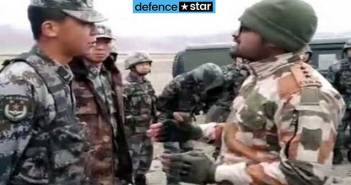 India China Army Border Clash Ladakh