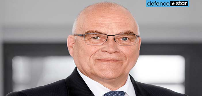 Photo: Thomas Muller HENSOLDT CEO