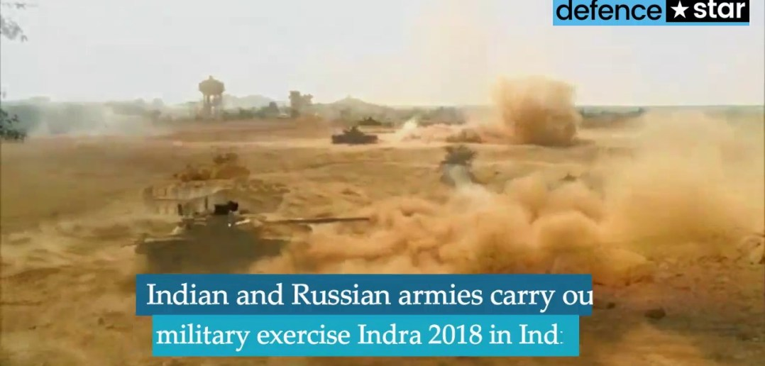 India, Russia conclude 11 day long joint military exercise Indra 2018 5