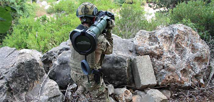 Rafael SPIKE Anti Tank Guided Missile