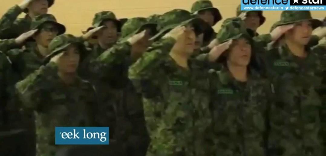 India, Japan begin military exercise Dharma Guardian in Mizoram 12