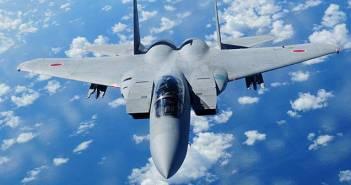 Boeing Mitsubishi Japan F-15J