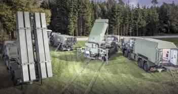 MBDA Lockheed Martin TLVS German Missile Defence Tender