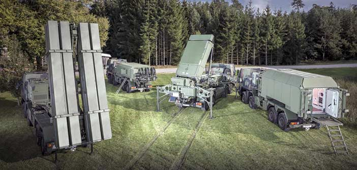 MBDA Lockheed Martin TLVS German Missile Defence Tender