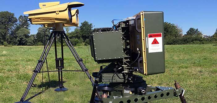 Photo: HENSOLDT Xpeller Radar
