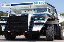 India BEML BH150E Electric Dump Truck