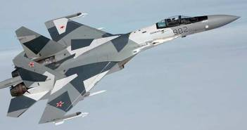 Russia Sukhoi Fighter Air Force
