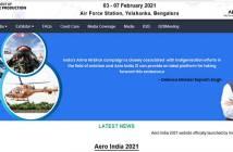 Aero India 2021 Defence Exhibition