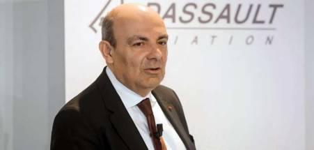 Eric Trappier, CEO Dassault Aviation.