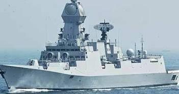 Indian Navy Project 17 A Nilgiri Class Ship