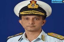 Vice Admiral SR Sarma