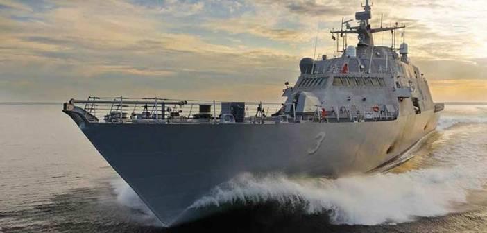 Fincantieri Naval Ship
