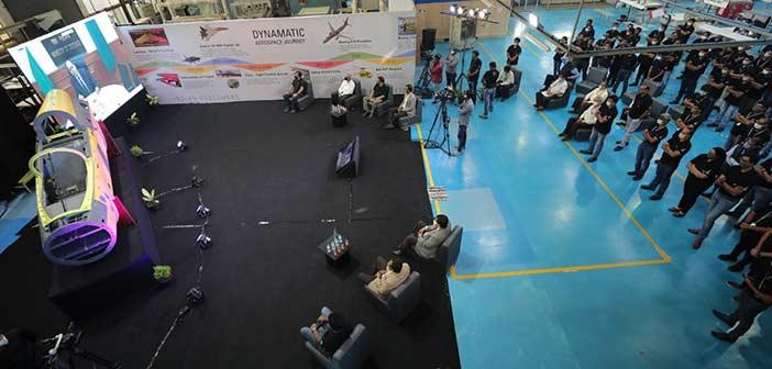 HAL Tejas Front Fuselage Dynamatic Technolgoies
