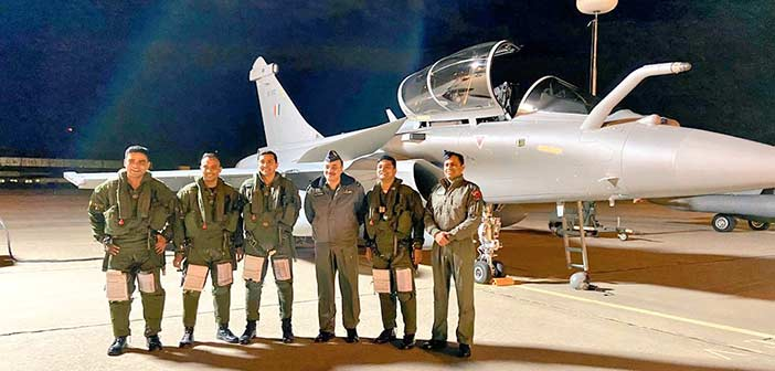 India Indian Air Force Rafale