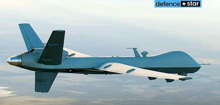 Indian Navy MQ-9B Predator Sea Guardian Drone