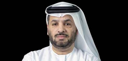 Photo: Faisal Al Bannai EDGE CEO