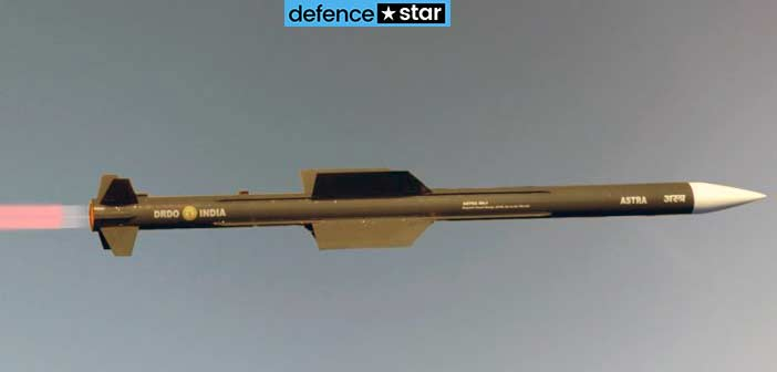 Photo: Astra air to air missile