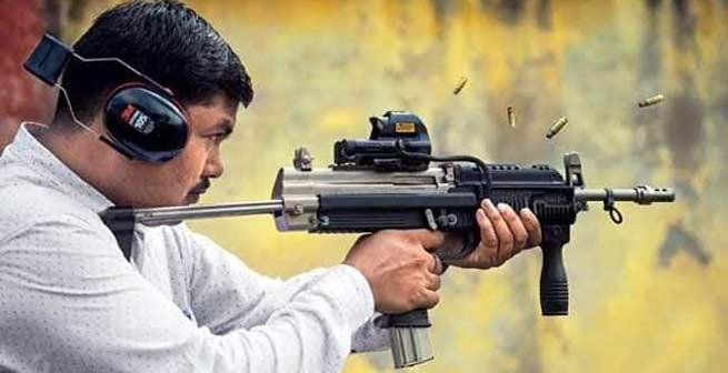 Indian OFB JVPC Carbine