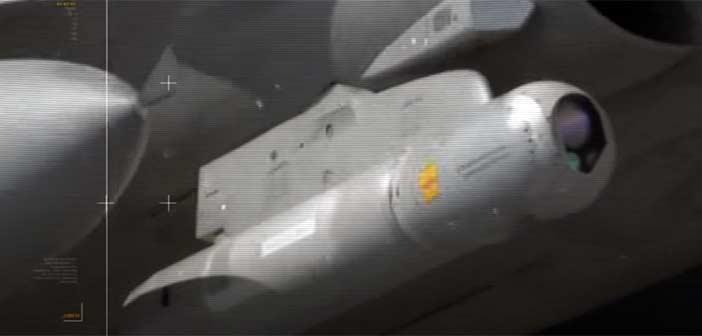 Thales Talios Reconnaissance Pod