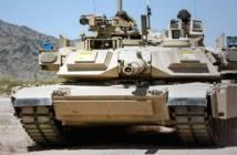 US Army Abrams Tank Trophy APS Rafael