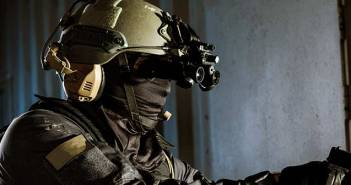 Elbit Systems XACT nv33 NVG, German Police