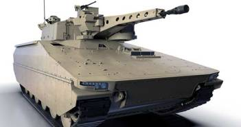 US Army Rheinmetall L3Harris Lynx Infantry Fighting Vehicle