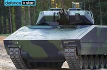 US Army Rheinmetall L3Harris Lynx Infantry Fighting Vehicle