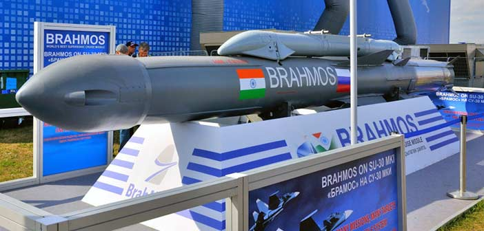 Air launched version Brahmos missile.