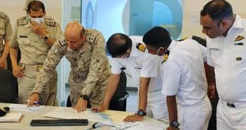 India Saudi Arab Naval Exercise