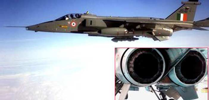 DRDO Advanced Chaff Technology Indian Air Force