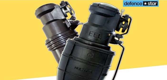 Indian Army Solar Group EEL Hand Grenade