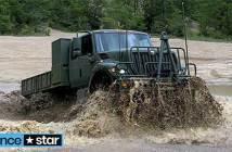 Navistar Defence Canada Army Vehicle.