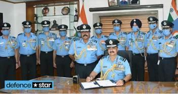 Air Chief Marshal VR Chaudhari