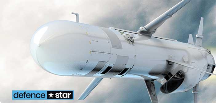 IAI Blue Spear Missile.