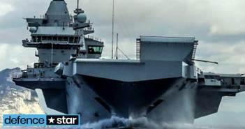 Royal Navy HMS Queen Elizabeth Rolls Royce MT30 Engine