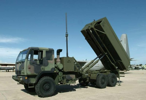 MEADS Tracks Tactical Ballistic Missile for First ...