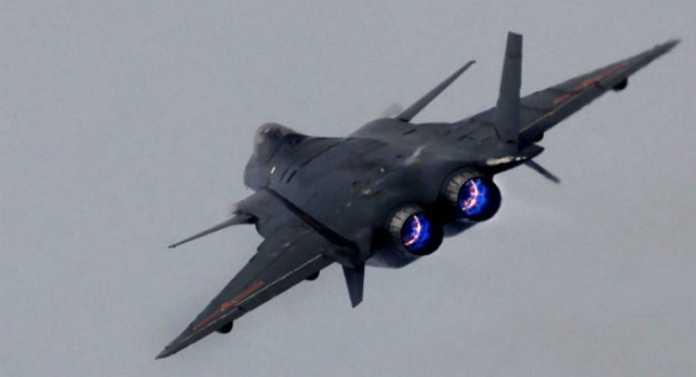 J-20 Fighter jet