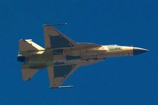 Nijerya'ya ait JF-17 Thunder