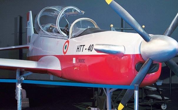 Hindustan Turbo Trainer – 40 (HTT-40)