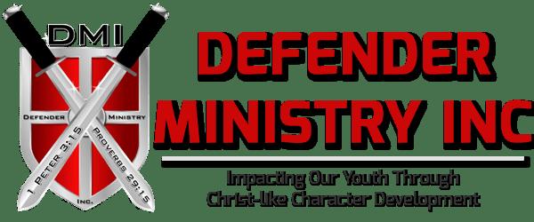 Defender Ministry Inc. Logo