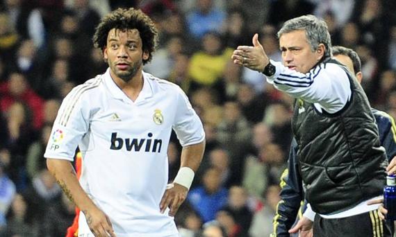 José Mourinho de retour au Real Madrid ? Marcelo Réagit!
