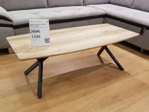 Table basse Wood