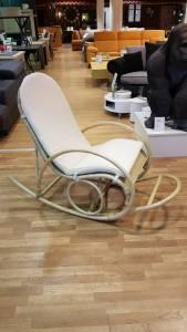 Rocking chair Virgile