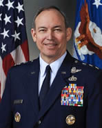 Lieutenant General David A. Deptula, deputy chief of staff for Intelligence, Surveillance and Reconnaissance at Headquarters Air Force