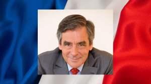 François Fillon, candidat LR de la présidentielle 2017.