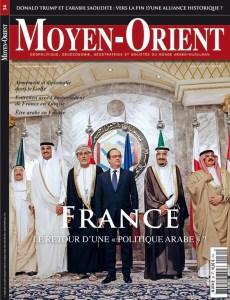 """France. Le retour d'une """"politique arabe"""" ?"""