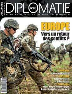 Diplomatie 88 - septembre-octobre 2017