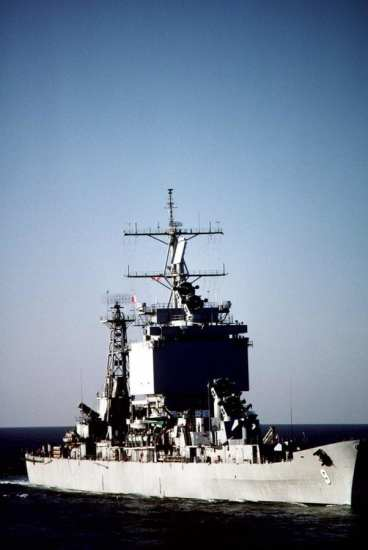 USS Long Beach (CGN 9)