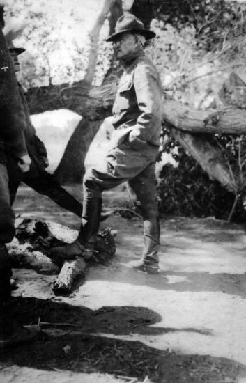 Brig. Gen. John Pershing